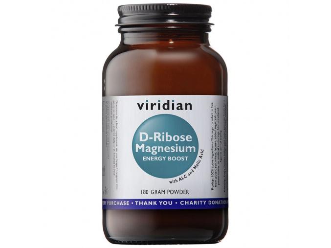 d ribose viridian magnesium