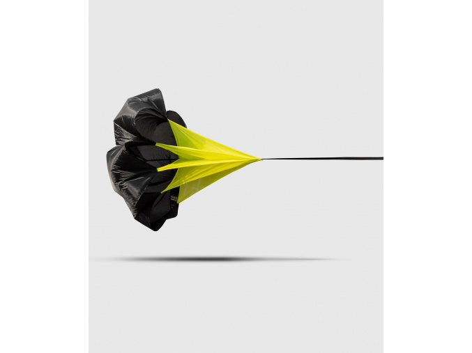 running parachute venum challenger blackyellow 1