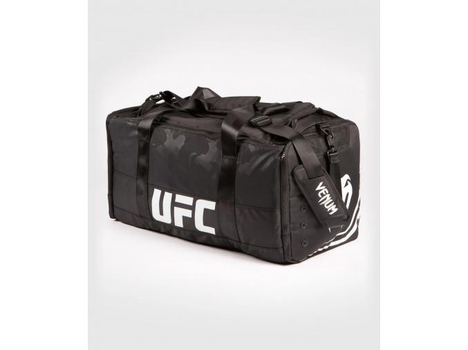 sportovni taska venum ufc authentic week black white f1