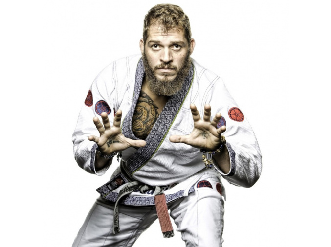 Mike Fowler Signature Gi Tatami fightwear BJJ kimono  + Zápasnické tejpy na prsty v hodnotě 179 Kč