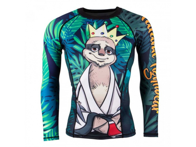 rashguard tatami king sloth 1