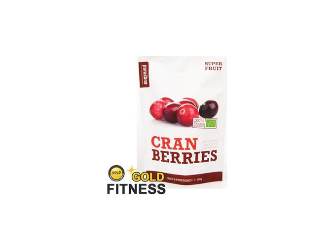 Purasana Cranberries BIO 200g