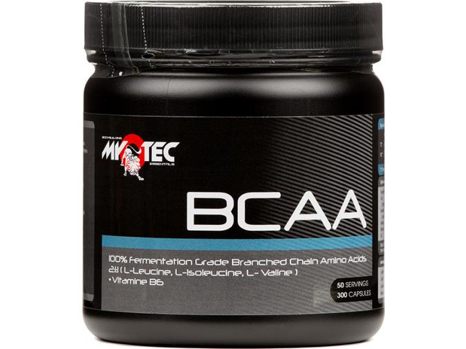 MyoTec BCAA 300 kapslí