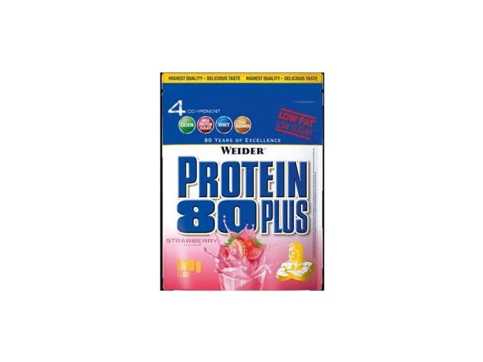 Weider Protein 80 Plus 500g sáček