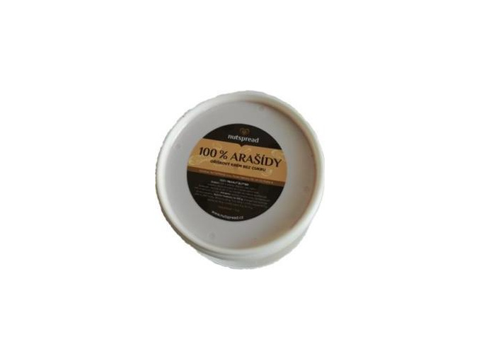 Nutspread 100% Arašídové máslo 1kg