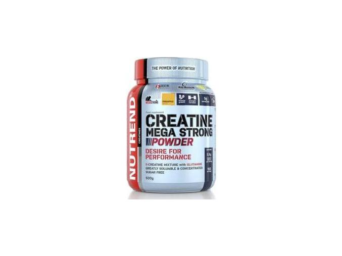 Nutrend Creatine Mega Strong Powder 500g