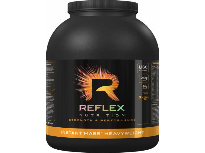 Reflex Nutrition Instant Mass Heavy Weight 2 kg