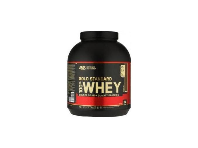 Optimum nutrition Optimum 100% Whey Gold Standard 2270g