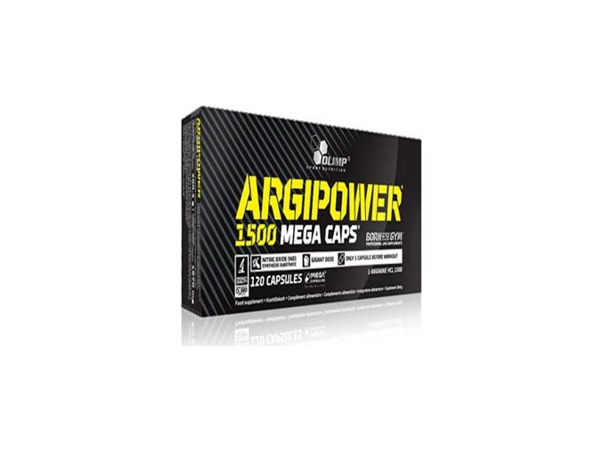 Olimp Sport nutrition Argi POWER 120 kps.