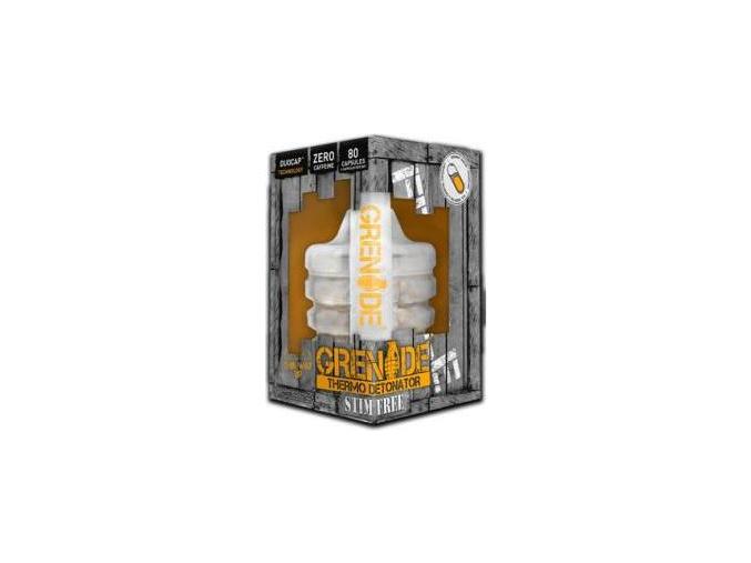 Grenade Grenade STIM FREE 80 kapslí