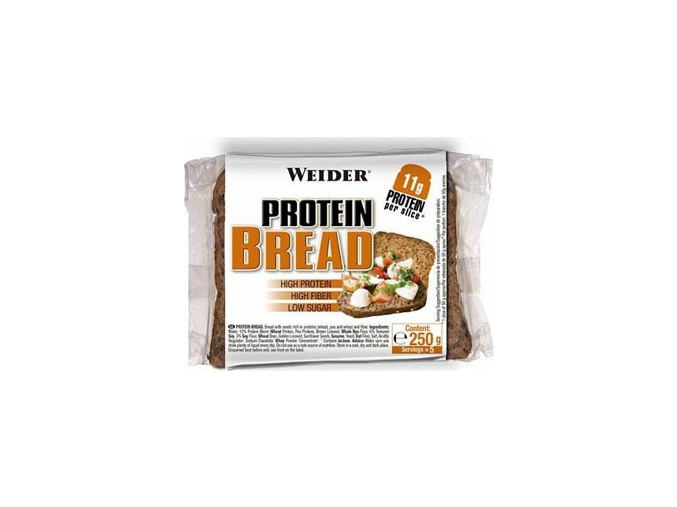 Weider Proteinový chléb 250g