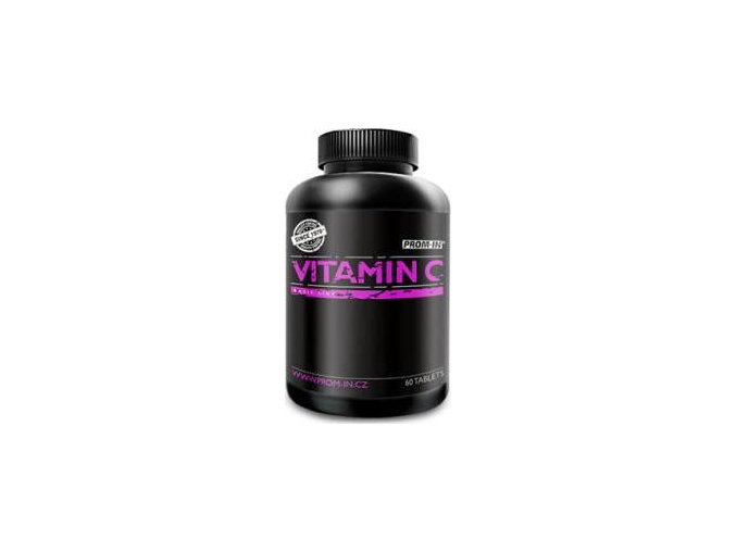 Prom-IN Vitamin C800 + Rose Hip extract 60tbl.