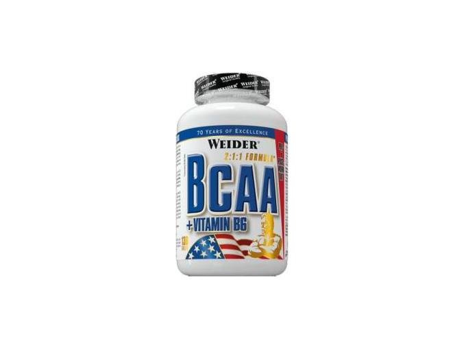 Weider BCAA 130tbl.
