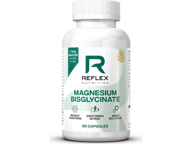 Reflex Nutrition Magnesium Bisglycinate - Albion - 90 kapslí