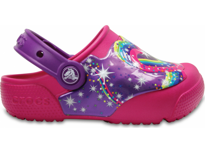 CrocsFunLab Lights Clog K - Multi Stars