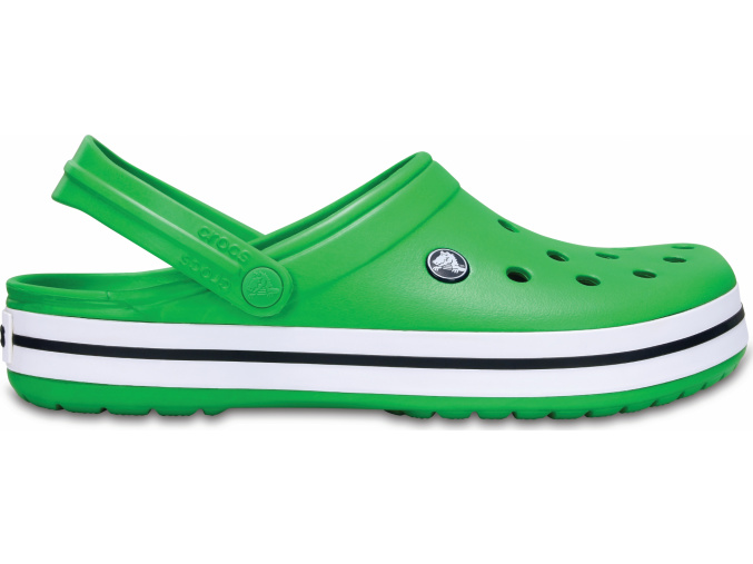 Crocs Crocband - Grass Green/White