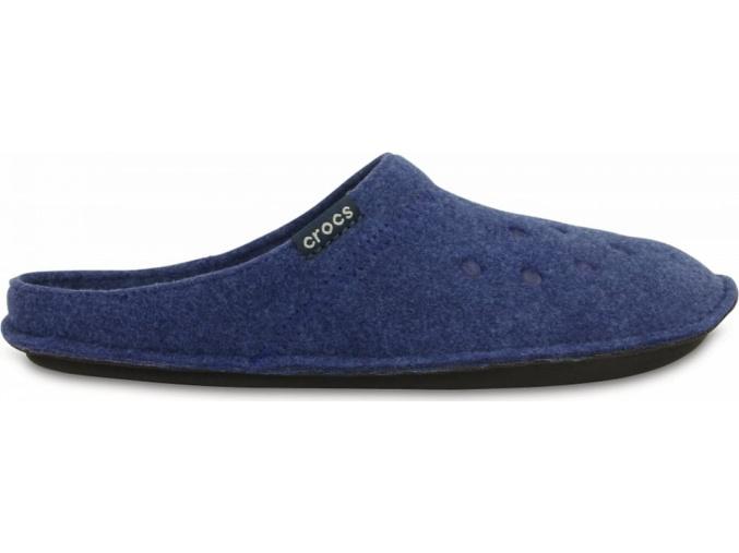 Crocs Classic Slipper Cerulean Blue/Oatmeal