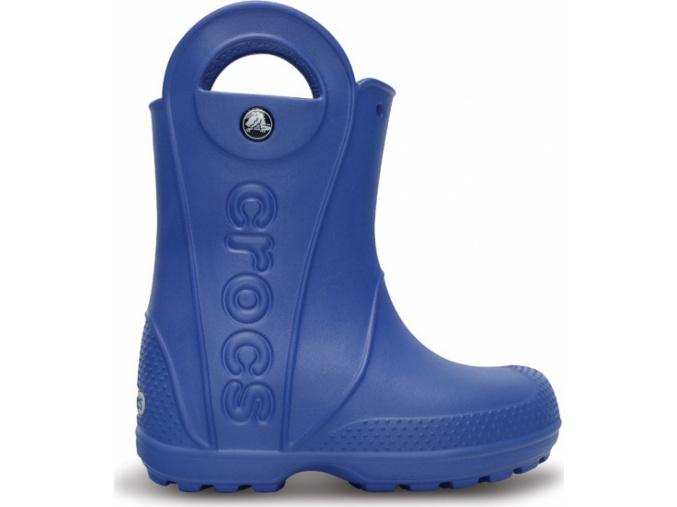 Crocs Handle It Rain Boot Kids Sea Blue