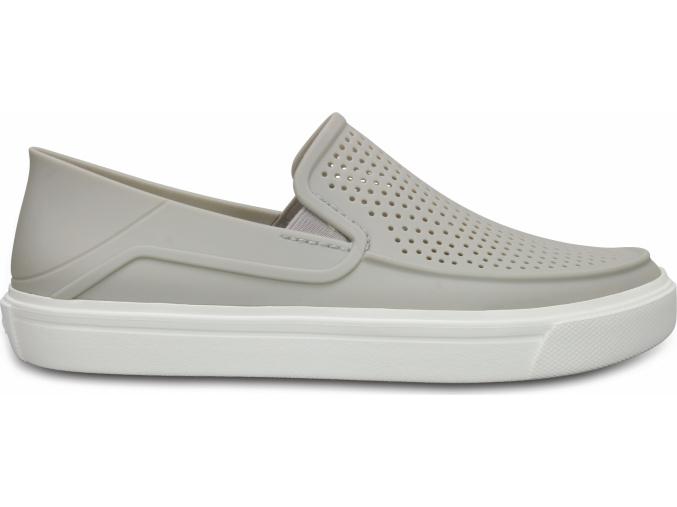 Crocs CitiLane Roka Slip-on W - Pearl White