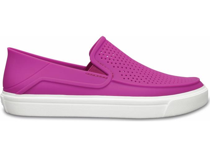 Crocs CitiLane Roka Slip-on W - Vibrant Violet