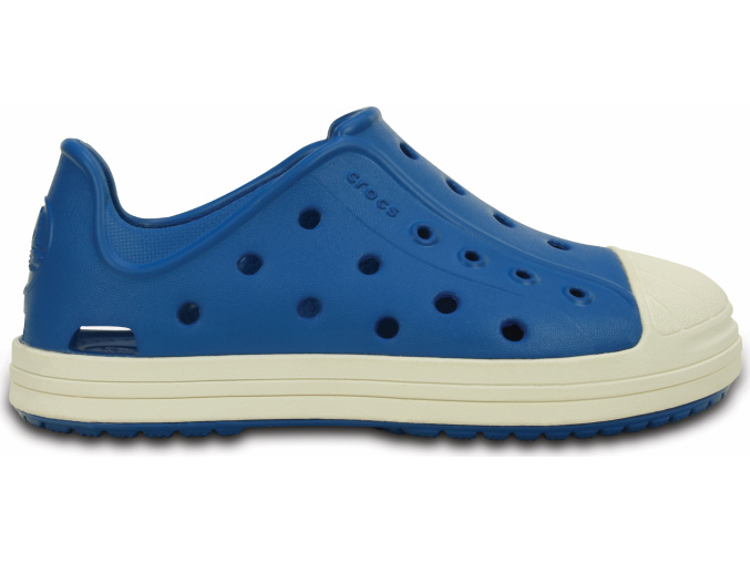 Crocs Bump It Shoe Kids - Ultramarine/Oyster