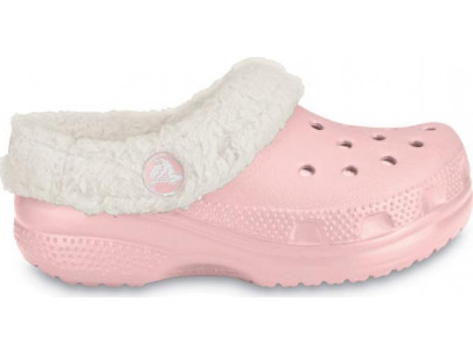 Crocs Kids Mammoth - Cotton Candy/Oatmeal