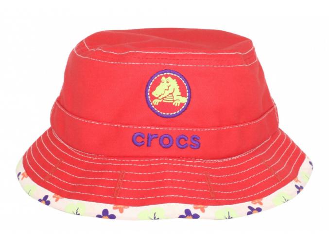 Crocs Girls Reversible Bucket - Pulse