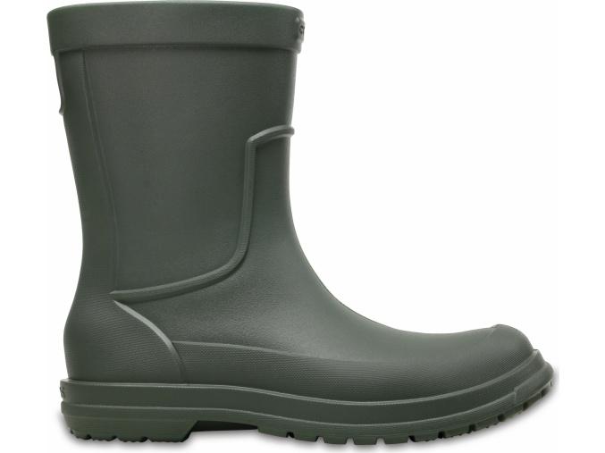 Crocs AllCast Rain Boot M Dusty Olive/Dusty Olive