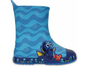 Crocs Bump It FindingDory Boot - Ocean