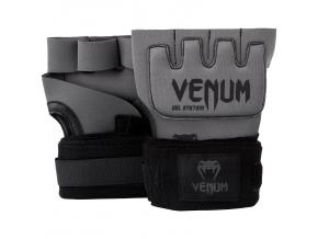 gelove rukavice venum handwraps kontact grey black 01