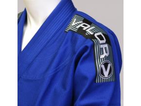 bjj gi kimono valor bravura modre f1