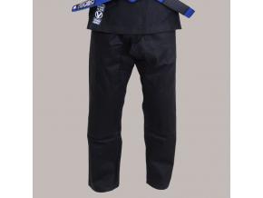 kalhoty bjj jiu jitsu valor cerne f1