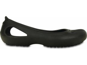 Crocs Kadee Work Flat W - Black