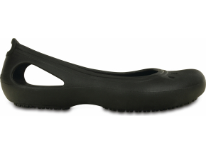 Crocs Kadee Work Flat W Black