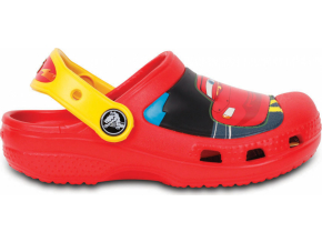 Crocs CC McQueen & Francesco Clog - Flame/Yellow