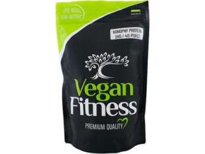 Vegan Fitness 100% RAW Konopný Protein 1kg