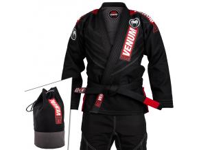 kimono jiu jitsu bjj gi venum elite 2.0 cerne black f0
