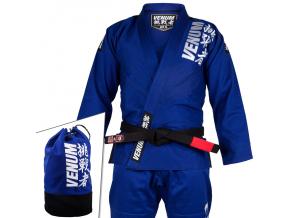 kimono jiu jitsu bjj gi challenger 4.0 modre fitexpert f1