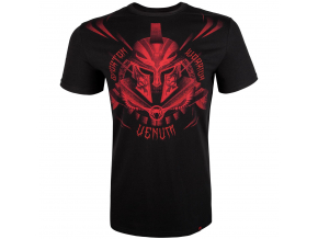 tricko venum tshirt gladiator black red f1