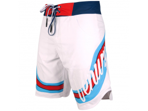 venum sortky boardshort martini white red f1