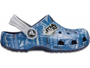 Crocs Classic Star Wars Grph Clog K - Navy