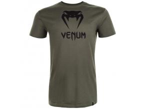 tricko tshirt venum classic khaki f1