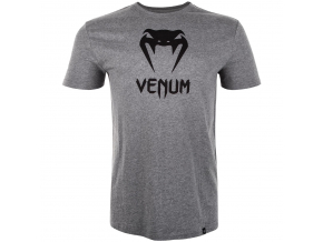 tricko tshirt venum classic heather grey f1