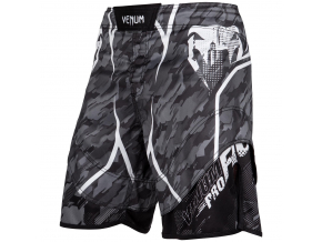 fightshorts venum tecmo dark grey f1