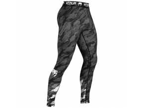 leginy venum spats tecmo dark grey f1