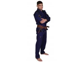 bjj kimono gi comp 450 v5 navy f1