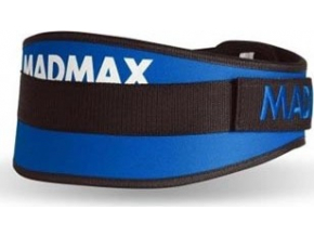 Mad Max Fitness opasek Simply the Best 421 - modrý
