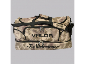 bag valor holdall camo f1