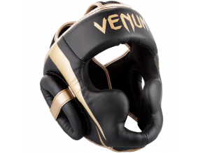 headgear venum elite black gold f1
