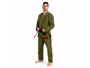 hayabusa lightweight gi green main